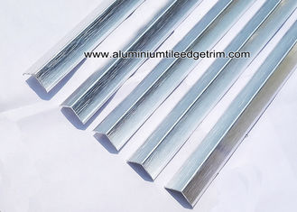 Hairline / Brushed Silver YF15 x 15mm Aluminum Corner Guards / Brace / Protector